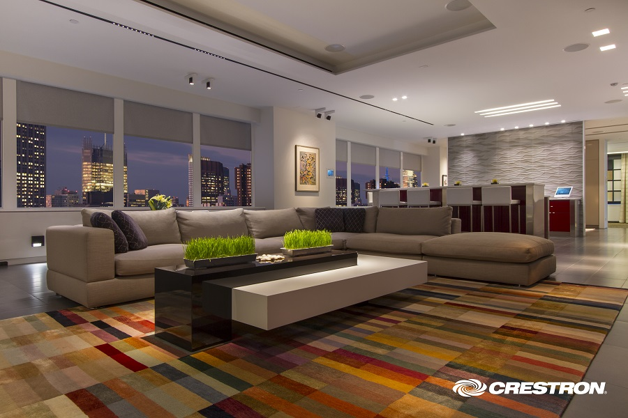 Why Should You Choose Crestron for Your Smart Home?