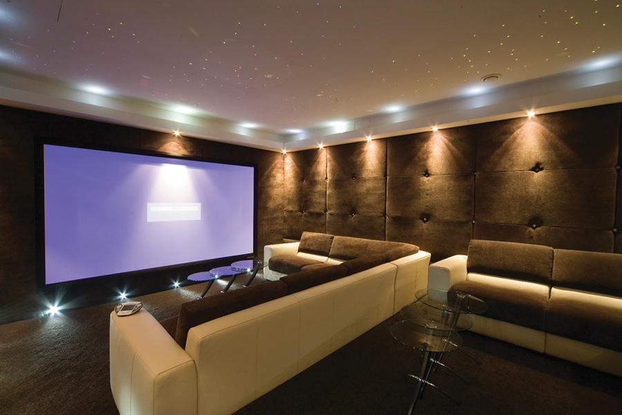 Home theater design Las Vegas NV on kitchenette design, laundry room design, bathroom design, gourmet kitchen design, gym design, basketball court design, bar design, lounge design, steam room design, fireplaces design,