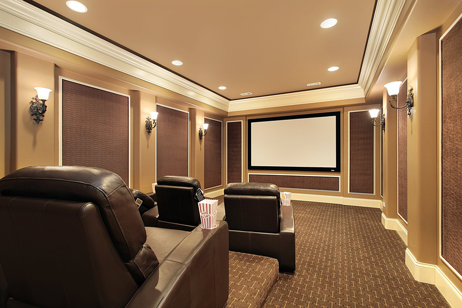 A Home Theater System is the Ultimate Entertaining Option